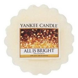 Yankee Candle All Is Bright Wosk Zapachowy 22g