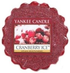 Yankee Candle Cranberry Ice Wosk Zapachowy 22g