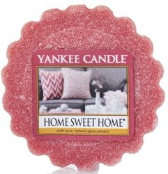 Yankee Candle Home Sweet Home Wosk zapachowy  22g
