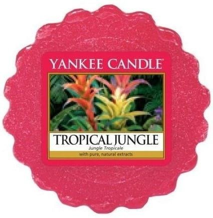Yankee Candle Tropical Jungle Wosk Zapachowy 22g
